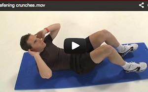Spierversterkende oefeningen rug